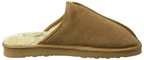 Dunlop Brandon, Chaussons homme Jaune - Yellow (Chestnut)