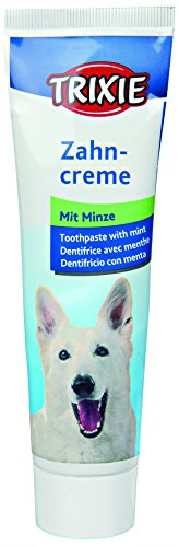 Trixie Zahncreme mit Minze, Hund, 100 g