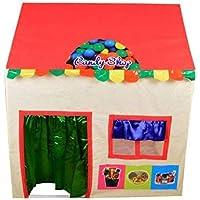 ARHA IINTERNATIONAL Jumbo Size Candy Shop Kids Play Tent House for 10 Year Old Girls and Boys