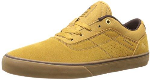 Emerica The Herman G6 Vulc, Herren Skateboardschuhe TAN/GUM