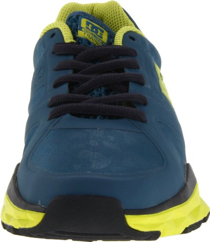 DC UNILITE TRAINER M BRU 320057, Sneaker Uomo (Deep Ultra Marine)
