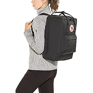 "4121vfAQdxL. SS300  - Fjallraven Kånken Laptop 17"" - Backpack Unisex adulto"