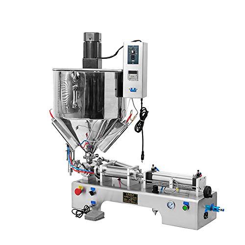 Halbautomatischer Horizontal Pneumatische Liquid Frische Füllung Maschine Kolben Replica Filler für Creme Shampoo Kosmetik Honig Öl 50–500ml
