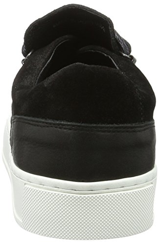 Shoe the Bear Village, Sneakers Basses Homme Noir (110 Black)