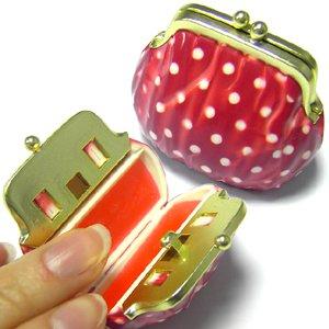 Von Strawberry Lip Gloss - NPW Spotty Purse Those Lips Gloss