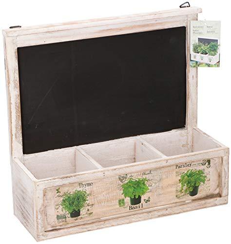 Seed Planter Flowers Garden Wachsen Sie Ihre Kräuter Pod Kit Hanging & Standing (Design 2) (Seed Pod Kit)