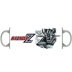Taza Mazinger Z Logo
