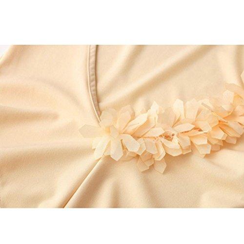 LILICAT Swimwear -  Costume intero  - Donna Yellow