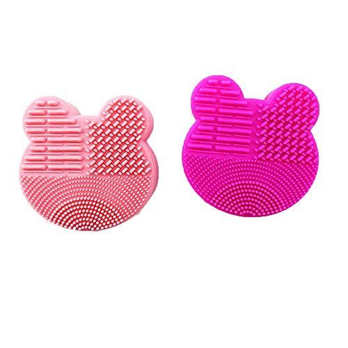 Xinfang Kit De Limpieza De Pincel De Maquillaje 2PCS