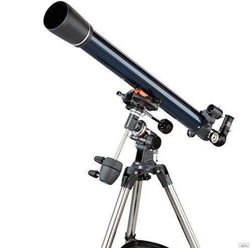 LIHONG TELESCOPIO ASTRONOMICO XIN TIAN DI   SOPORTE DE ACERO INOXIDABLE CON DOS MICRO-SINGLE TELESCOPIO NUEVO CLASICO DE LA MODA
