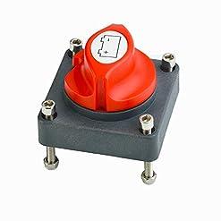Isolamento 300a a 12V/24V rimovibile manopola batteria Power Cut off interruttore batteria Disconnect switch per auto camion barca Van caravan Automotive Electronics prodotti elettrici
