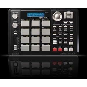 Station de Production musicale - Akai MPC500
