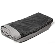 PetFusion Replacement Cover for Ultimate Dog Lounge (Large, Slate Gray)
