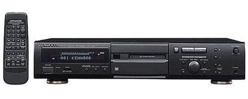 Kenwood DMF-3020 MiniDisc-Deck schwarz