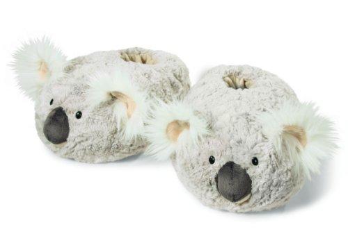 NICI 33317 - Hausschuhe bis Größe 42EU/8UK Koala figürlich