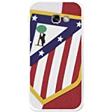 Becool TPU-SG234-ATM08 - Funda Gel Flexible Atlético de Madrid para Samsung Galaxy A5 2017 diseño escudo 1, Multicolor
