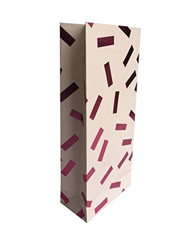 """10 Schicke funkelnde Party-Gastgeschenktüten aus der Serie """"Pink - Halloween-kostüm Popcorn-box"""