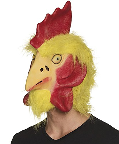 Boland 00160 Latexmaske unisex-adult Huhn One ()