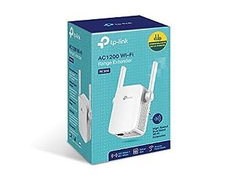 Tp-link Re305 Ac1200 Wlan Repeater (Dual Wlan Ac+n, 1167 Mbits, App Steuerung, 1 Port, 2x Flexible Externe Antennen, Wps, Ap Modus, Kompatibel Zu Allen Wlan Geräten) Weiß 7