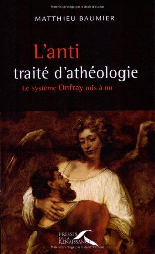 ANTI TRAITE D ATHEOLOGIE