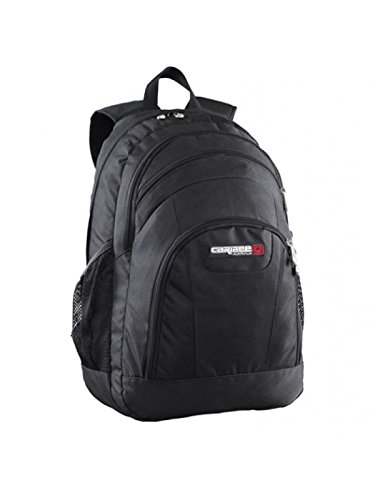caribee-rhine-school-college-laptop-backpack-casual-daypack-50-cm-35-liters-black