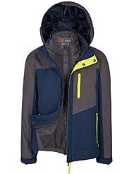 Zakti Kids Rushing Rain 3 in 1 Waterproof Jacket