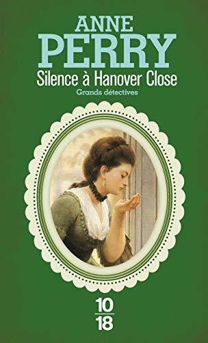 Silence à Hanover Close par Anne PERRY
