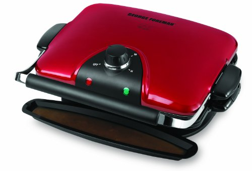 george-foreman-84-inch-removable-plate-grill-red-by-george-foreman