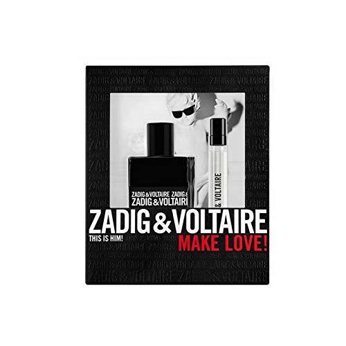 Zadig & Voltaire Zadig & voltaire this is him. cofanetto fragranza vapo 50ml