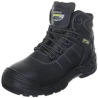 Safety Jogger 72103, Unisex - Erwachsene Arbeits- & Sicherheitsschuhe - S2, Schwarz (BLK),  38 EU (4 UK)