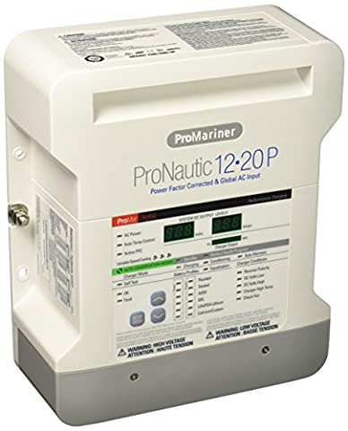 Promariner - Pronautic 1220P 20 Amp 3-Bank-Ladegerät
