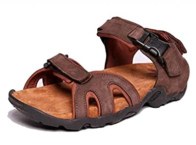 Woodland GD1344113 - Brown Casual Sandals for Men