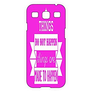 RG Back Cover For Samsung Galaxy S3 Neo