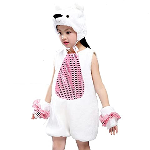 Fox Costume De Danse - Wgwioo Maternelle Jeux De Danse Animale Pour