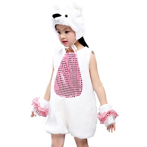Wgwioo Kindergarten Kindertanz Tanz Kleidung Leistung Kostüme Klassische Jungen Mädchen Tragen Kinder Bühnenschüler Gruppen Team , 19# , (Fox Kostüm Woman)
