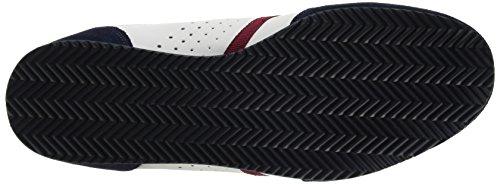 Trussardi Jeans 77s05849, Baskets Homme Multicolore (101 BCO/Ross/Blu)