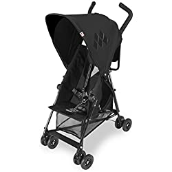 Maclaren MARK II - Silla de paseo, color negro