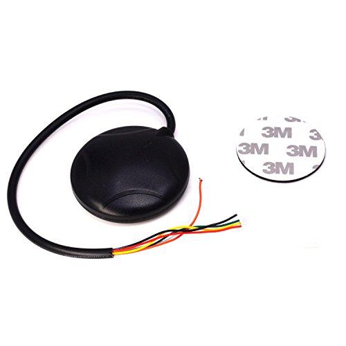 LHI Ublox NEO-6M High Precision GPS-Modul Eingebauter Kompass für APM2.8 APM Flug - Gps-lock