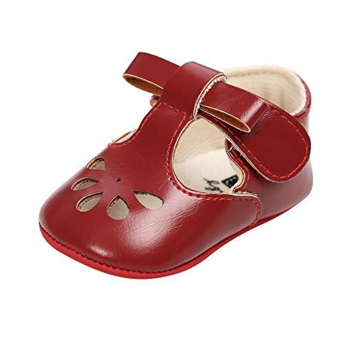 Vovotrade Baby Sandalen Mädchen Kindersandale Geschlossene Leder Innensohle Sandale Sommer Sandaletten Lauflernschuhe Schuhe Prinzessin Schuhe By -