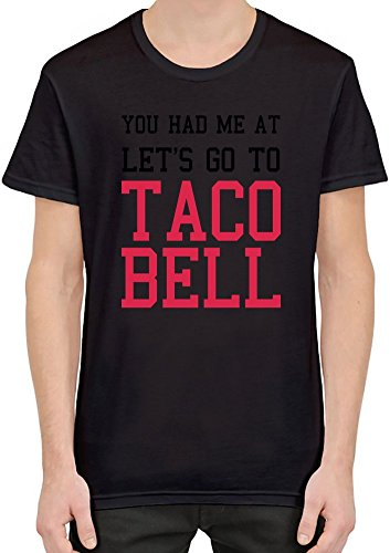lets-go-to-taco-bell-funny-slogan-camiseta-hombres-mujeres-xx-large