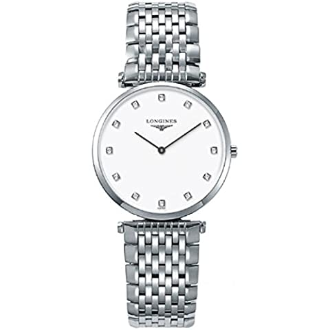 Longines La Grande Classique Men's 33mm Synthetic