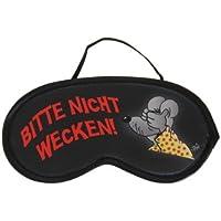 Schlafmaske - Schlafbrille - Uli Stein - Bitte nicht wecken! preisvergleich bei billige-tabletten.eu