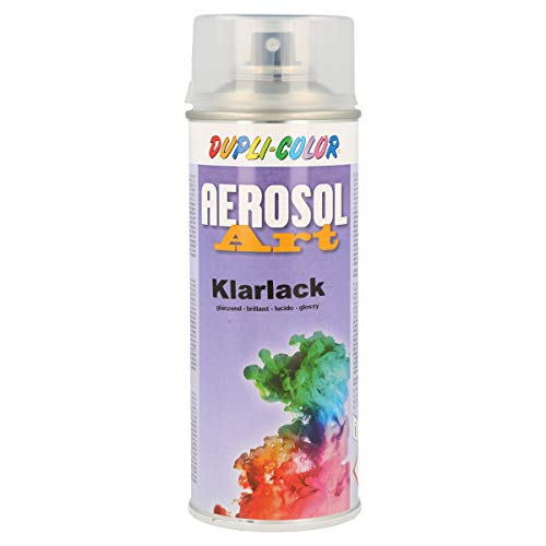 Dupli-Color 744037 Aerosol Art Klarlack glänzend 400 ml
