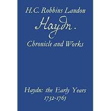 1: Haydn: Early Years (Haydn Chronicle & Works)