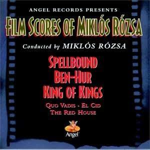 Spellbound Rozsa Conducts Film Scores