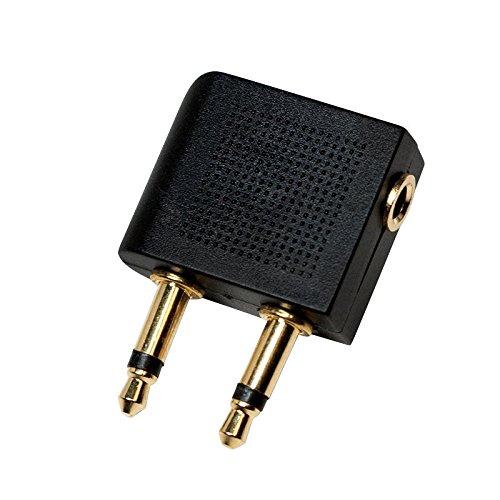 LogiLink CA1089 Audio Adapter für den Flugzeugsitz-Audioanschluss (Act Computer Programm)