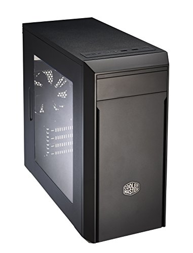 Cooler Master MasterBox Lite 3 with Window Case per PC 'microATX, Mini-ITX, USB 3.0, con Finestra Laterale' MCW-L3S2-KW5N
