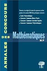 Mathématiques MP. Session 2000