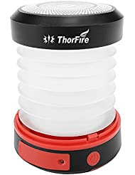 ThorFire CL04 Solar-LED Camping Laterne