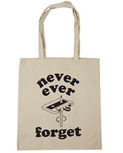 Never Ever Forget Rewind Cassette Tote Bag